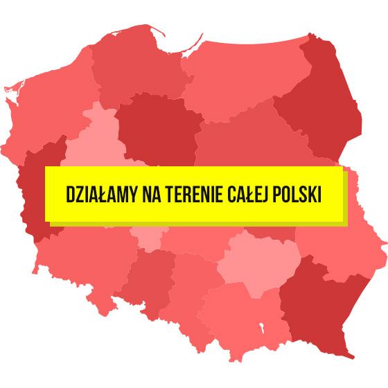 skup aut z całej Polski
